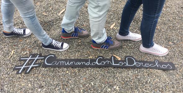 #CaminandoConLosDerechos APROSUB Peñarroya-Pueblonuevo