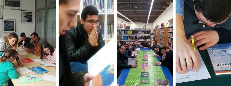 El Club de Lectura Fácil de Aprosub es un proyecto para fomentar la cultura y la inclusión social en las personas con discapacidad intelectual. Está compuesto por 53 lectores más sus personas de apoyo y es desarrollado en espacios comunitarios.