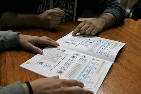 Guía Accesible para Personas Sin Hogar y Discapacidad Intelectual en Zaragoza