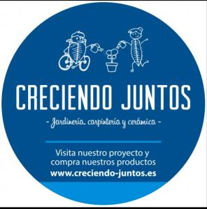 "Logotipo Mini Empresa Educativa "" Creciendo Juntos"""
