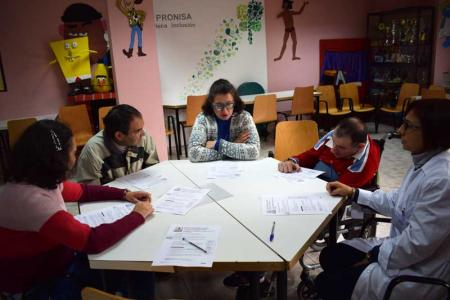 Grupo de evaluadores de PRONISA