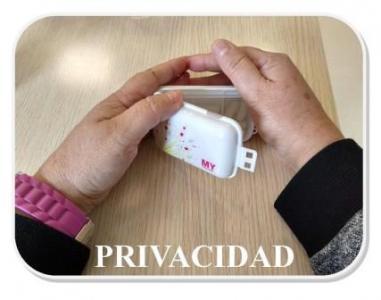 Mi medicación también es privada