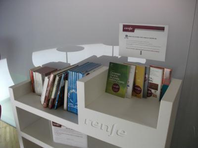 Libros de Literatura en Lectura Fácil en el Rincon del lector en Madrid Chamartín