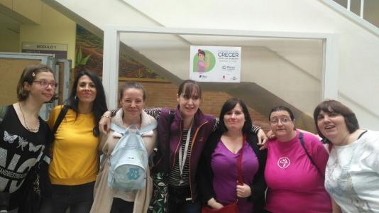 Grupo de Mujeres Fundación Juan XXIII Roncalli