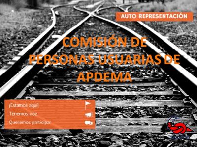 COMISION DE PERSONAS USUARIAS DE APDEMA